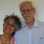 Renu with David S