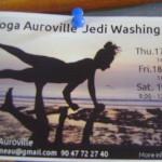 Auroville Jedi Washing Machine