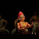 Majestic moves by Smt. Usha