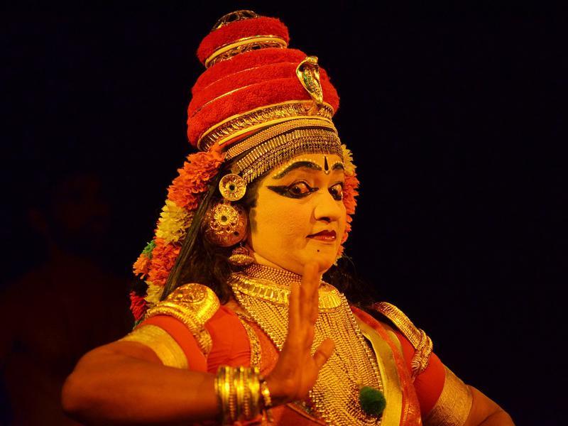 Photographer:Adishakti | Smt. Usha Nangiar