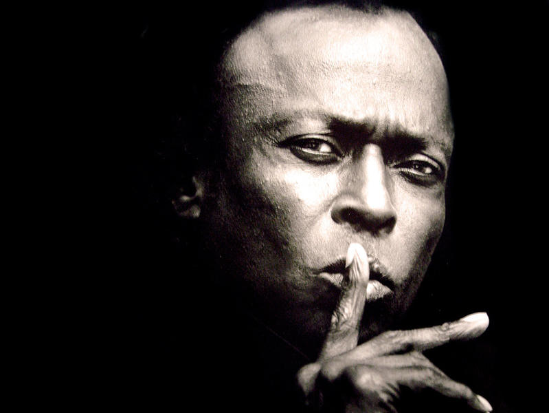 Photographer:web | Miles Davis