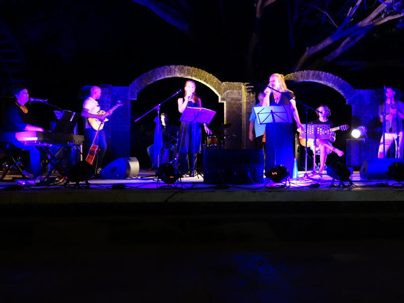 Photographer:The Unstitute | Auroville Sisters Concert