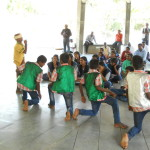 Small drama by governemt school students