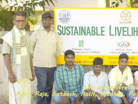 Photographer:web | Sustainable Livelihood Institute - One year is around!