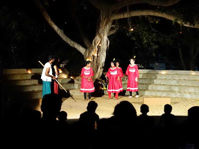 Photographer:The Unstitute | Kanehira play in progress