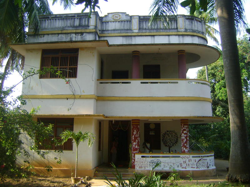 Photographer:Breeda | SLI building in Kottakari