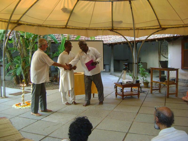 Photographer:Breeda   launching the book