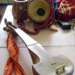instruments - dotara, duggi , ektara