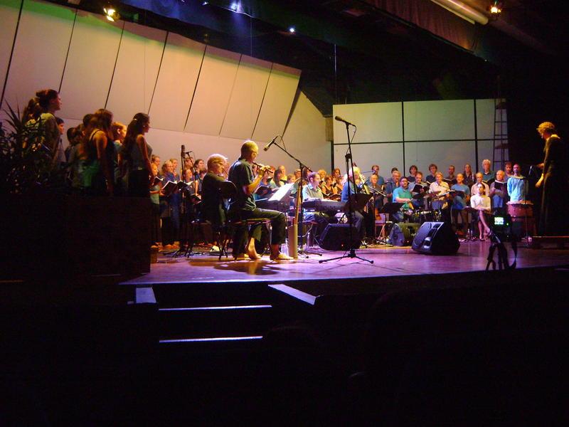 Photographer:Ghea   Youth Choir