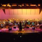 Auroville Choir, Youth Choir ,  Instrumental Ensemble - The Peacemakers