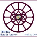 Sri Aurobindo's Symbol In Mother' Symbol - Designed By Mother