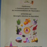 Pass the summer with help of Ayurveda wtih B - French presentation