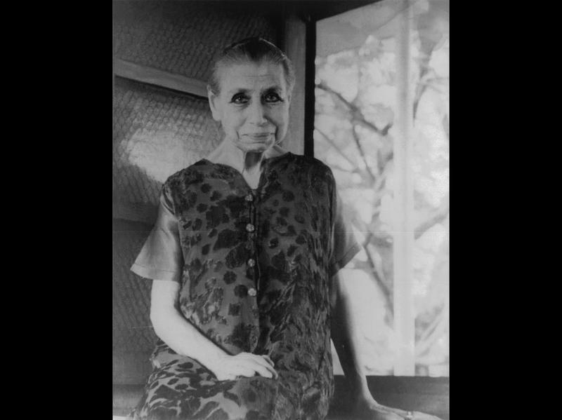 Photographer:Ashram Archives | Mother, 1959 - 1960