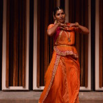 The beauty of Kathak