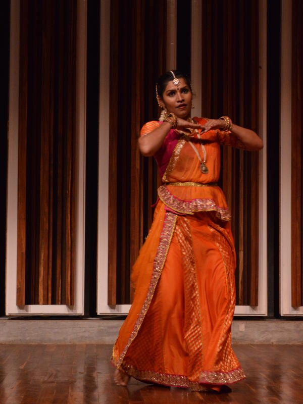 Photographer:David Dinakaran | The beauty of Kathak