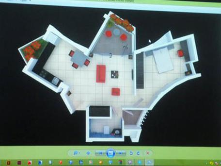 Photographer:web | Kalpana prototype of an apartment