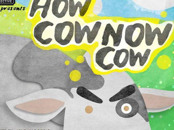 Photographer:web | Cow Now Now Cow by Sandbox Collective on 24th at Adishakti