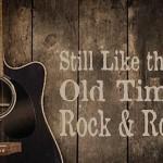 <b>Rockin' Old Time</b>