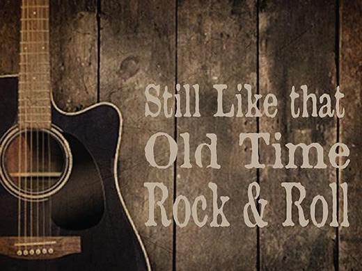 Photographer:web | Old time rock