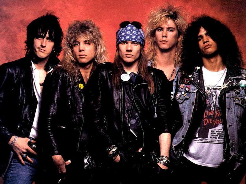 Photographer:web   Guns N' Roses