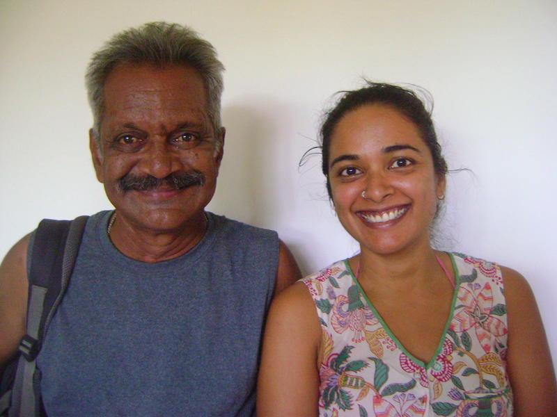 Photographer:Breda | Arvind and Ashika from Adishkati Theatre Arts