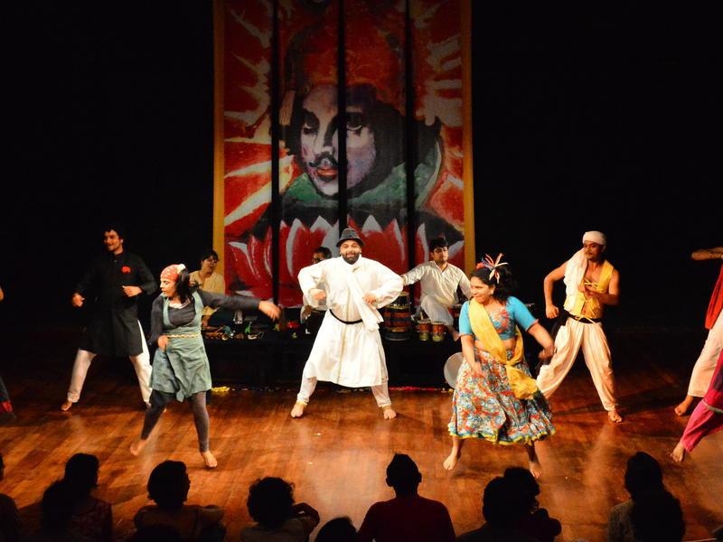 Photographer:David Dinakaran   Performers at their heights
