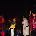 Piya Behrupiya (Olivia's act)