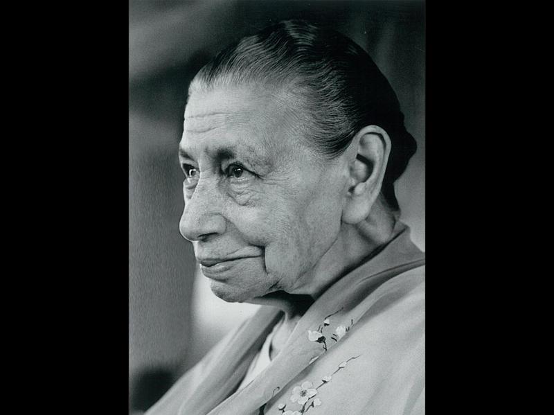 Photographer:Ashram Archives | The Mother
