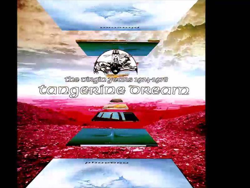 Photographer:web | Tangerine Dream Stratosfear