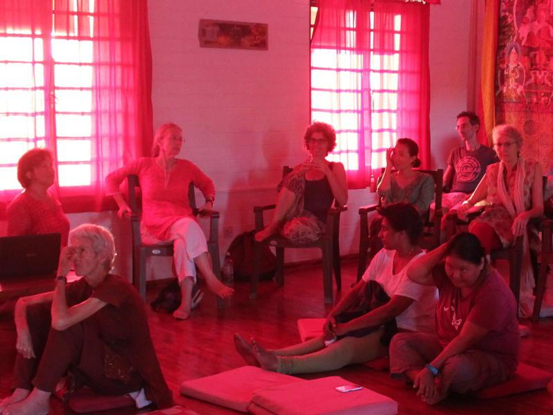 Photographer:pritica | volunteers at meeting
