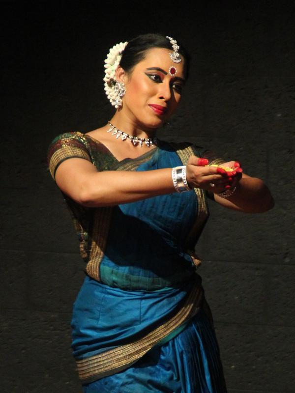Photographer:pritica | performance stil of poorinima karthik