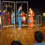 How To Skin a Giraffe by Perch and RAfiki from Chennai at Adishakti