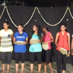 Free style dance by Nivetha group