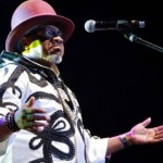 Papa Wembe at his last performance