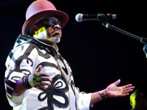 Photographer:web | Papa Wembe at his last performance