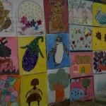 art work of the kids