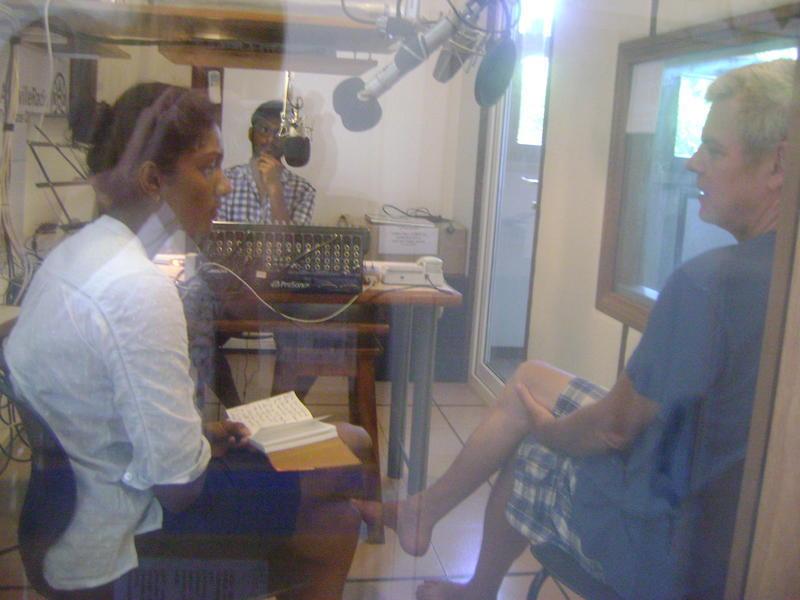 Photographer:av radio team | interview session