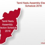 Legislative assembly election of Tamil Nadu will be held on Monday, 16th May