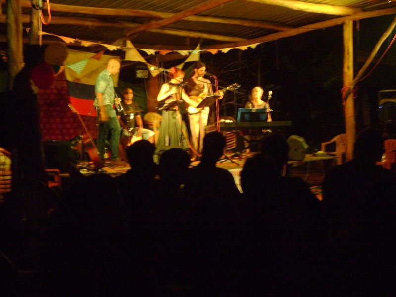 Photographer:Alba | Shanks, Suresh, Franocis, Swaha, Vera, Shakti.....with Latin tunes