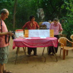 <b>Drumming Jam for Ecuador</b>