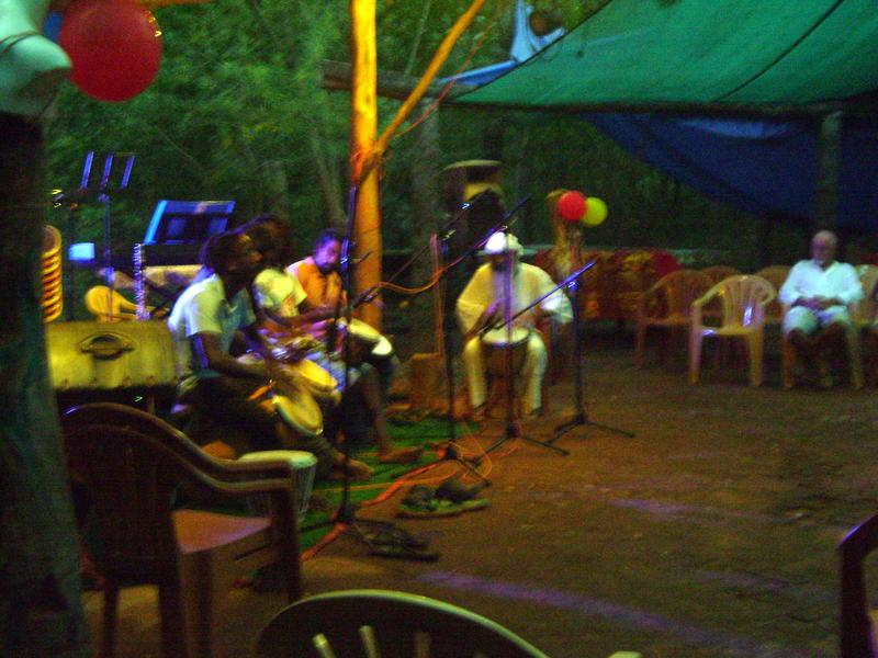 Photographer:Beba | African drumming jam for start