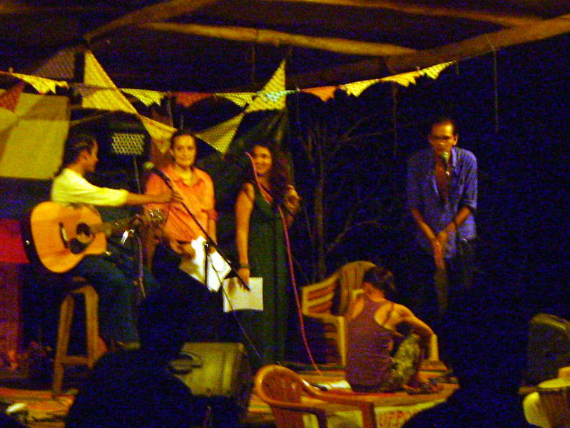 Photographer:Meera   El Condor Pasa and Mi Lindo Ecuador especially for that night