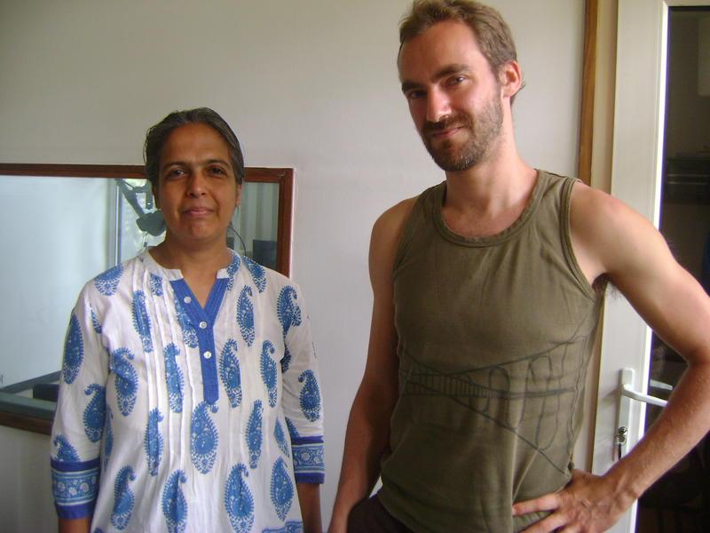 Photographer:radio team   samuel and srijita at studio