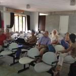 <b>Solar Kitchen Roundabout Meeting</b>