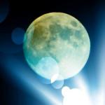 Full Moon ans Summer Solstice