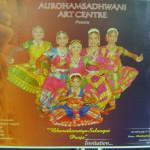 <b>Bharat Natiyam at Irumbai</b>