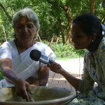 susheela in a conversation with aswathi
