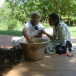 susheela in a conversation with aswathi
