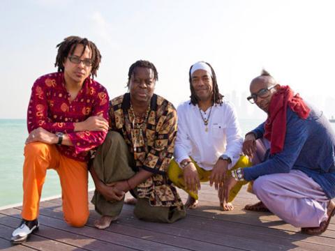 Photographer:web   Quarteto AfroCubano