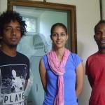 Madhu, Kavitha, Anand